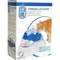 50050 Cat Drinking Fountain with Container