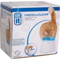 50053 Catit Fresh & Clear Small Drinking Fountain