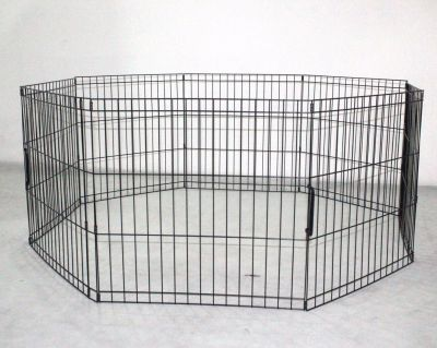 "Pet Play Pen 6002 24"" x 24"" x 8 Pcs"