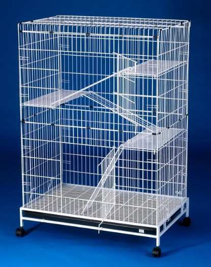 C233RI (6233N) - Cat Cage Collapsable 36' X 23' x 51'