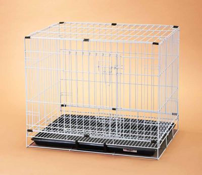 Collapsible Steel Pet Cage 6304