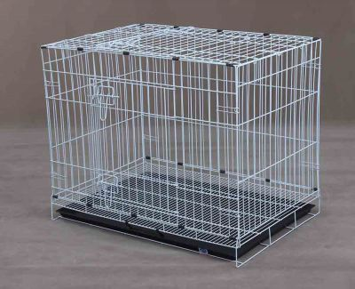 Collapsible Steel Pet Cage 6305