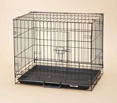 Collapsible Steel Pet Dog Cage 6314