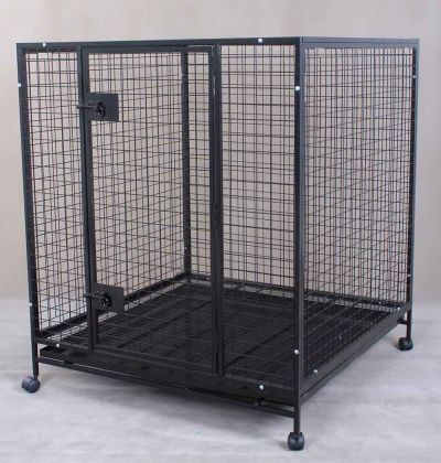 Steel Dog Pet Cage 6442