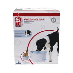 91400 Dogit Design Fresh and Clear Drinking Fountain 6L