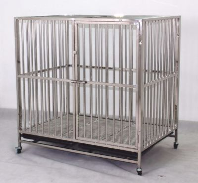 Stainless Steel Dog Cage SSC9314