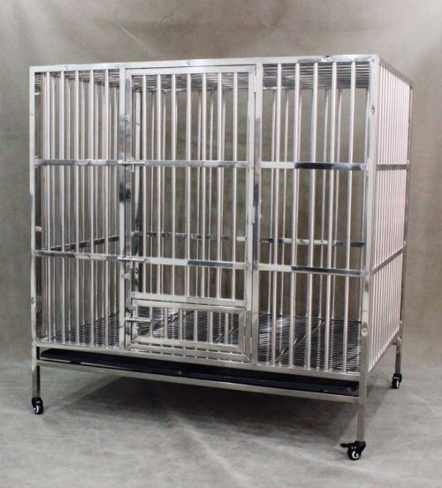 Stainless Steel Dog Cage SSC9316