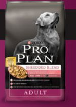 Purina ProPlan Adult Shreded Blend Lamb & Rice Formula, 15.91Kg