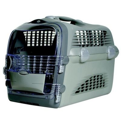 50781 Catit Cargo Cabrio Gray Cat Carrier