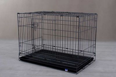 D306 Collapsible Steel Pet Cage