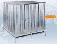 Fully Welded Stainless Steel Dog Cage DC44