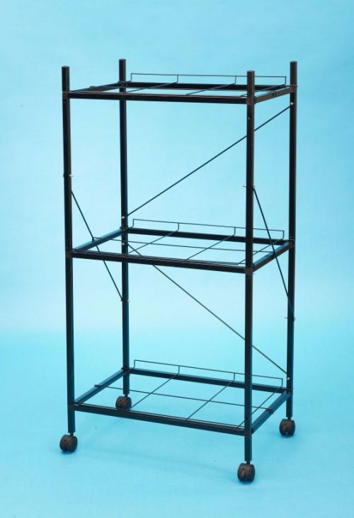 S310 Steel Cage Rack For 3 Units S103 Stainless Steel Cage