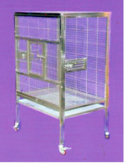 Stainless Steel Bird Cage SA80