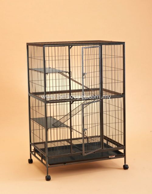C234 - Cat Cage Collapsable 3/4�L x 23 3/4�W x 50 1/2�H