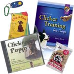 Clicker Puppy Training Kit Plus