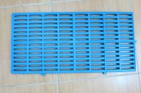 "2"" x 1"" Blue Plastic Kennel Board"