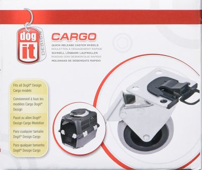 Castor Wheels for Pet Cargo 600 ( 4 Wheels )