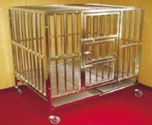CAGE S116 - STAINLESS STEEL
